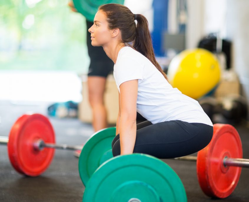Womans Personal Training in Milton Keynes